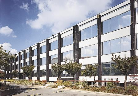 Window film Banking administration centre